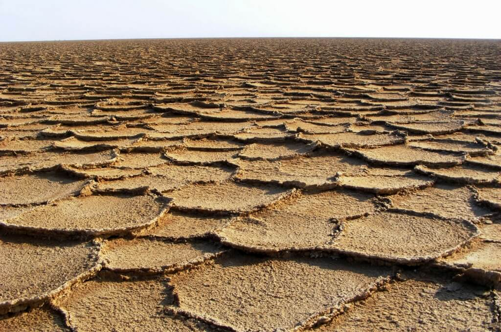 Elias profetizou a seca