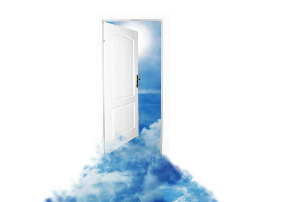 Porta aberta por Deus