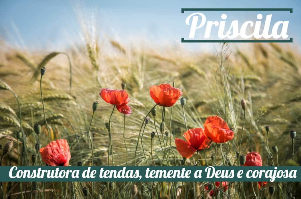 Missionária Priscila
